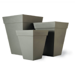 Geo Classic Tapered Planters